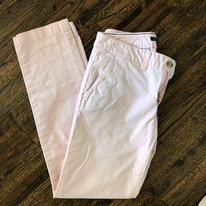 Tommy Hilfiger light pink pants